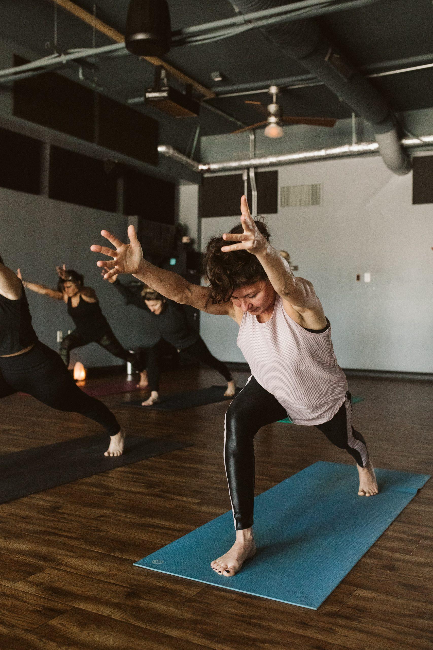 The Yoga Studio Indianapolis Yoga Studio